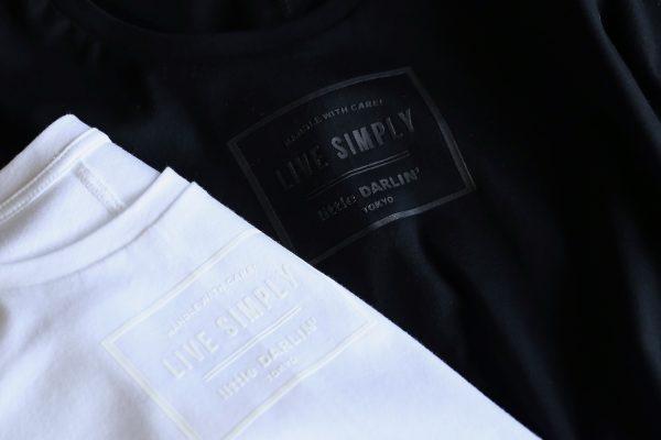 エンボスロゴ ラグランTシャツ 販売のお知らせ