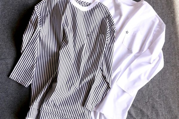 バックプリントシャツ 再販売のお知らせ