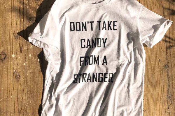 CANDYロゴTシャツ販売のお知らせ