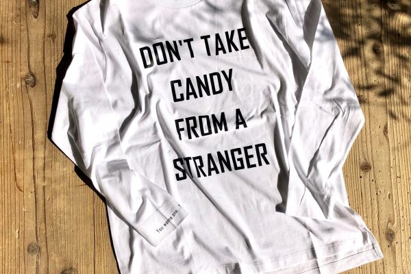 CANDYロゴロングスリーブTシャツ 販売のお知らせ
