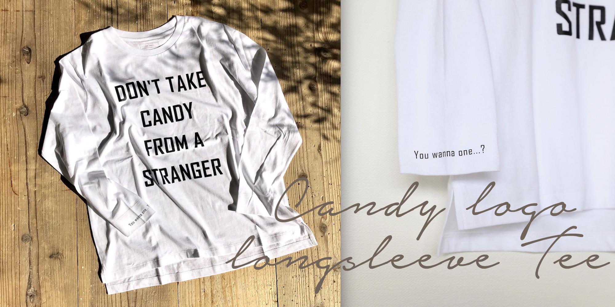 candyロンTイメージTOPのコピー