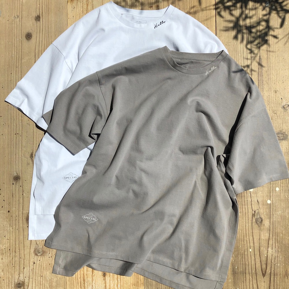 Darlin' オーバーサイズ Tシャツ販売開始のお知らせ