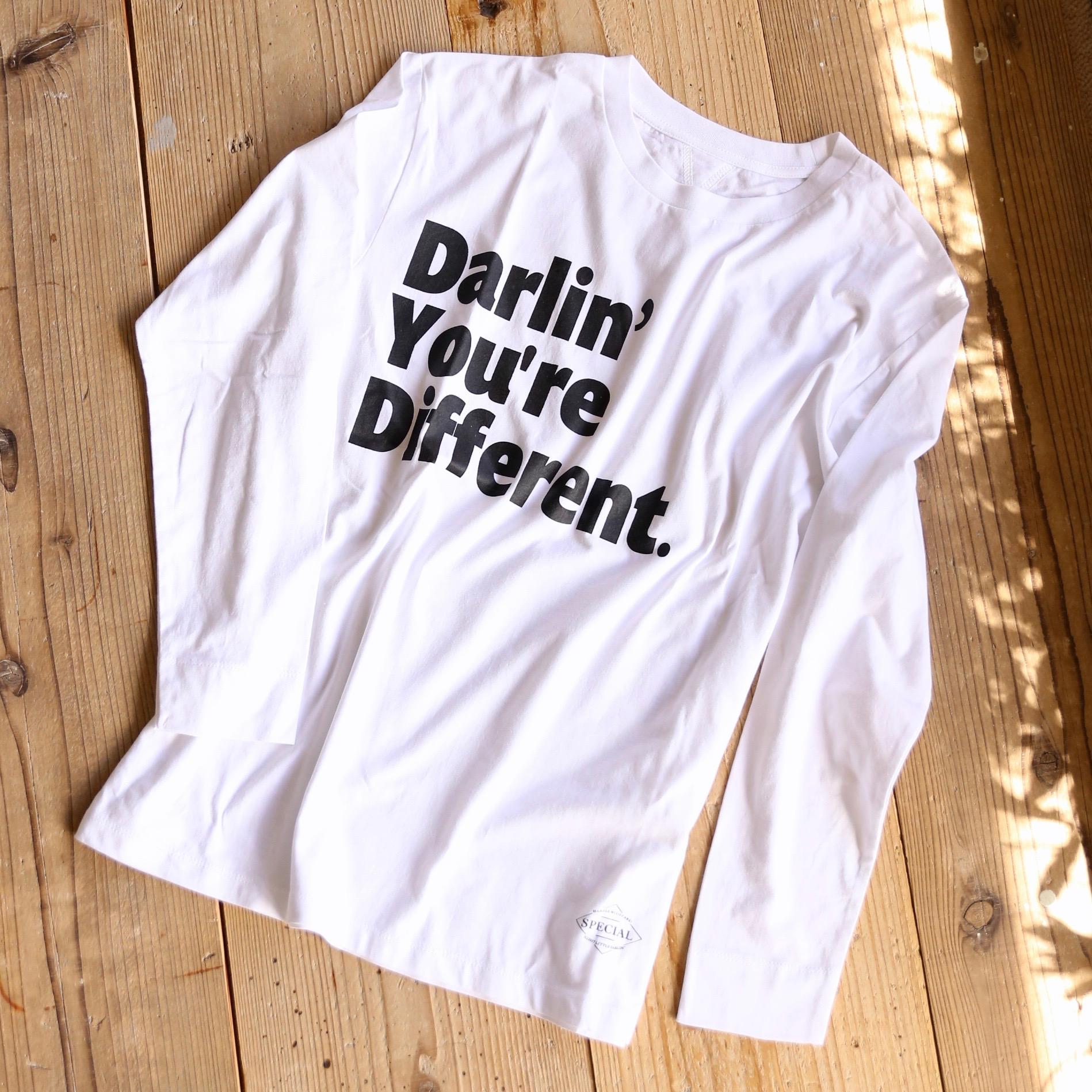 Darlin' ロングスリープTシャツ販売のお知らせ